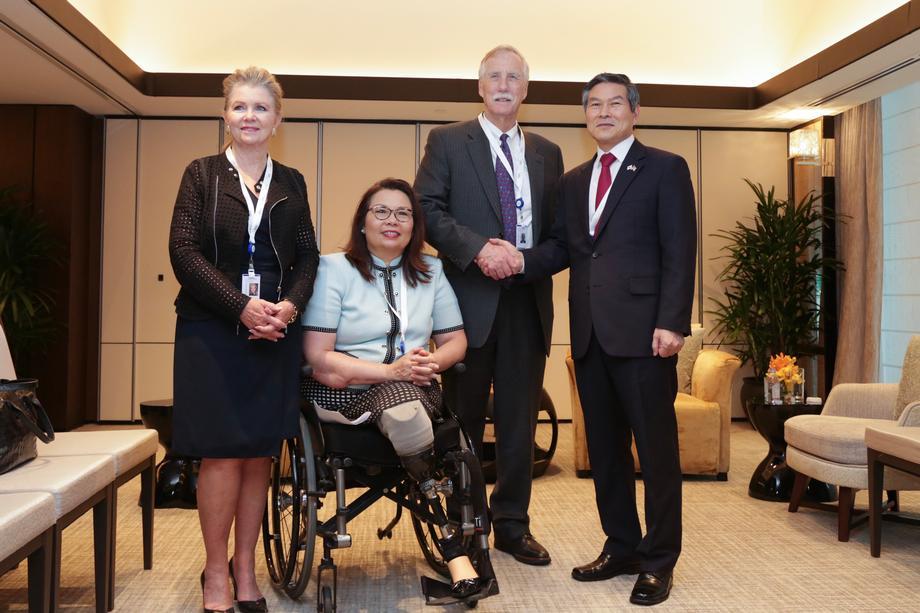 SENATOR DUCKWORTH VISITS JAPAN, SINGAPORE TO STREGNTHEN ALLIANCES AS PART OF BIPARTISAN DELEGATION