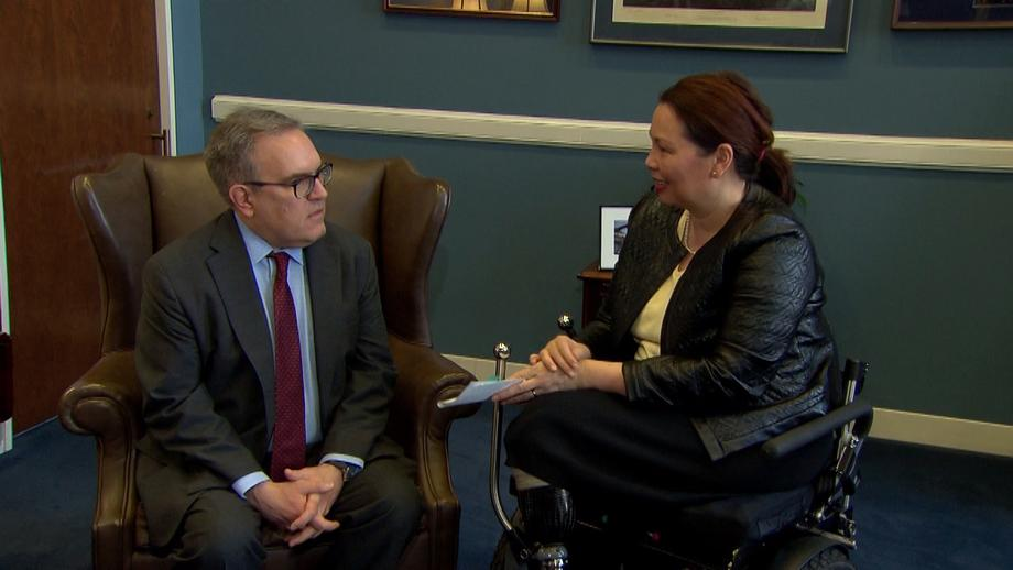 Duckworth Meets with EPA Director Nominee Andrew Wheeler Ahead of Senate Confirmation Hearing