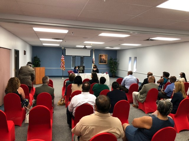 Duckworth Discusses American Rescue Plan, Voting Rights and Investments in Communities of Color with Tri-County Urban League