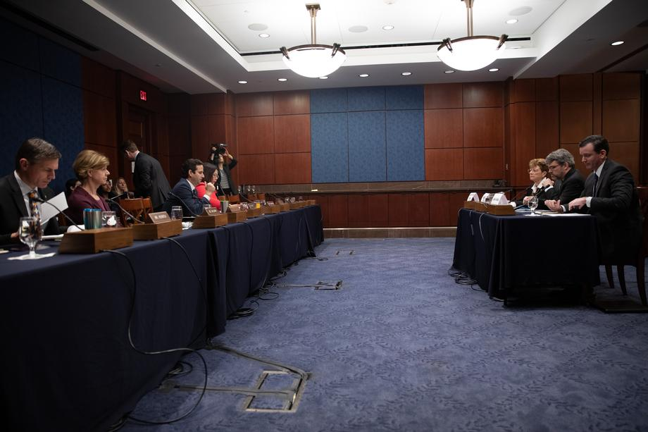 Duckworth Chairs Climate Crisis Committee Hearing on the National Security Risks of Climate Change
