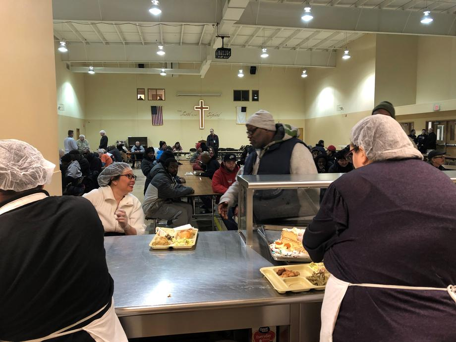 Duckworth Honors Dr. King's Legacy of Service by Volunteering at Rockford Rescue Mission