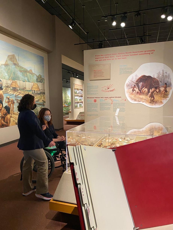 Cahokia Mounds Tour