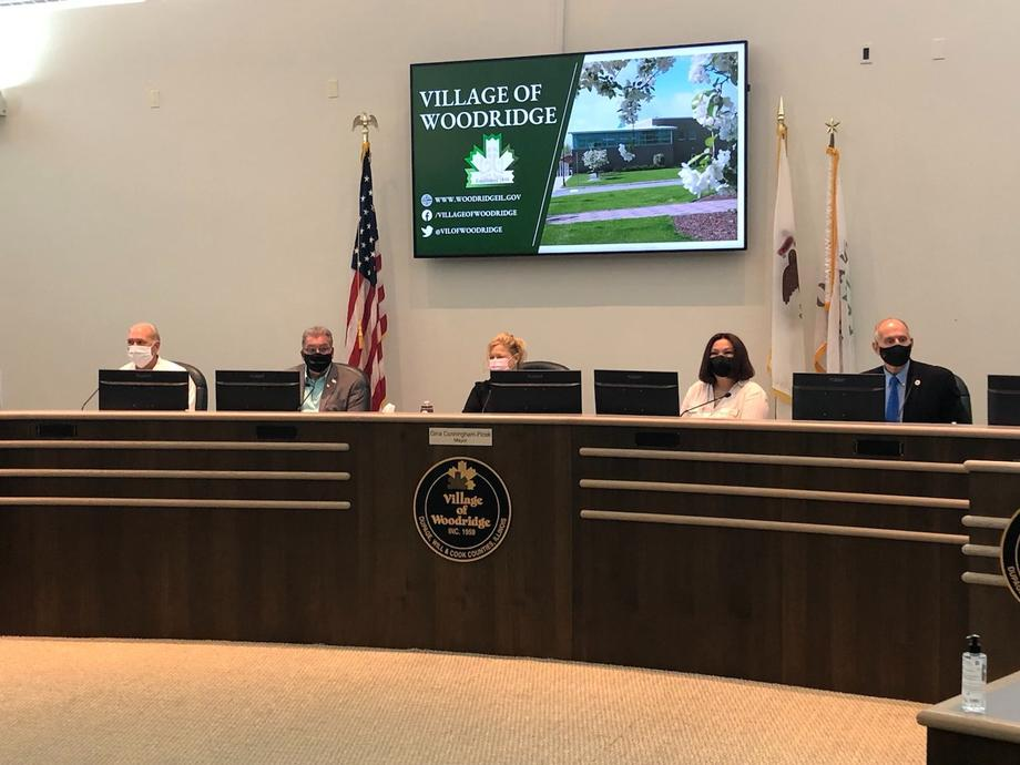 Duckworth Discusses Importance of American Rescue Plan Funding For Local Governments with DuPage County Mayors